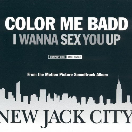 I Wanna Sex You Up Color 95