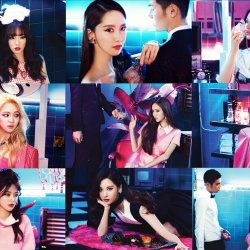 Girls' Generation - TTS - lyrics