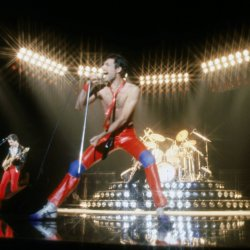 Freddie Mercury - lyrics