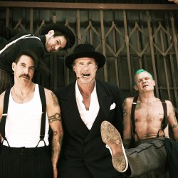 Red Hot Chili Peppers - lyrics
