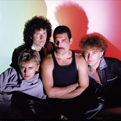 "Queen feat. The German Cast Of ""We Will Rock You"""
