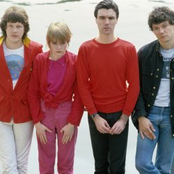 Talking Heads - lyrics