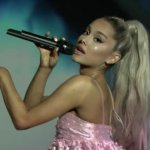 Ariana Grande - cover art