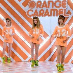 Orange Caramel - lyrics