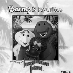 Barney - lyrics