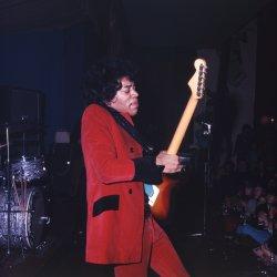 Jimi Hendrix - lyrics